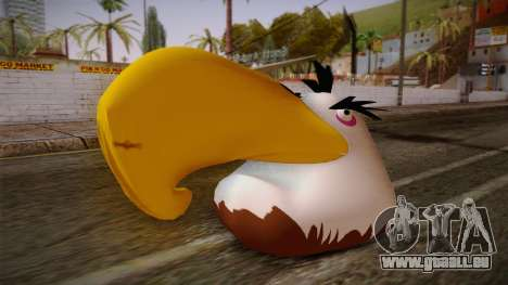 Might Eagle Bird from Angry Birds für GTA San Andreas
