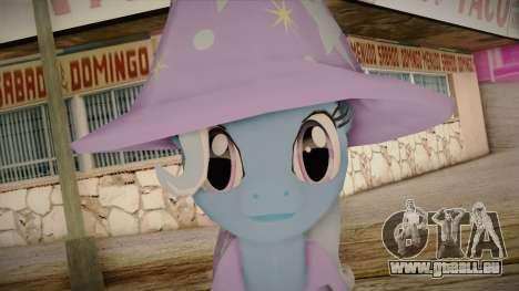 Trixie from My Little Pony für GTA San Andreas dritten Screenshot
