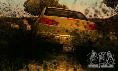 ENB Series pour les faibles PC 2.0 pour GTA San Andreas deuxième écran