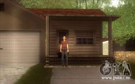 La relance du village Dillimore pour GTA San Andreas cinquième écran