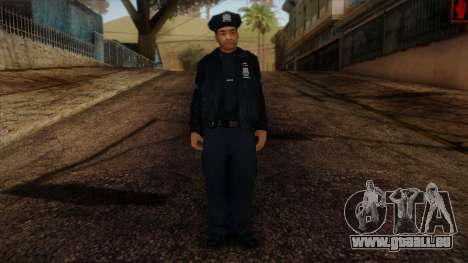 GTA 4 Emergency Ped 14 pour GTA San Andreas