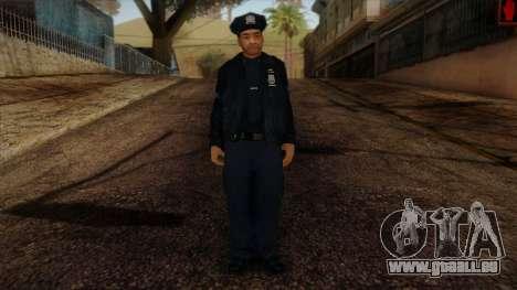 GTA 4 Emergency Ped 14 pour GTA San Andreas