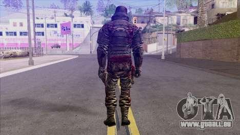 Outlast Skin 7 für GTA San Andreas zweiten Screenshot
