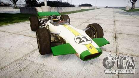 Lotus Type 49 1967 [RIV] PJ21-22 pour GTA 4