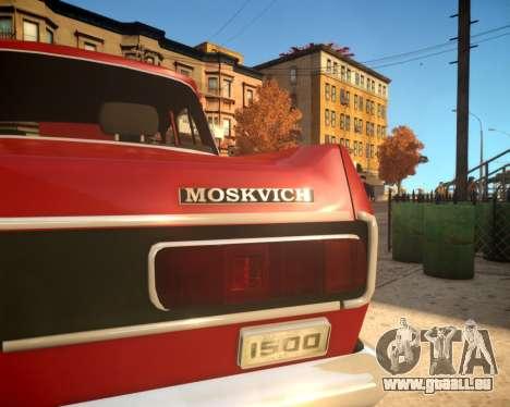 AZLK 2140 4x4 für GTA 4 Seitenansicht