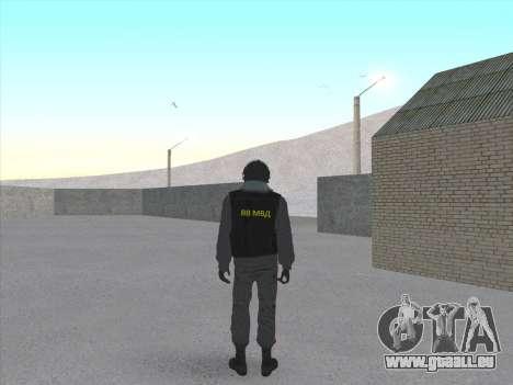 Soldaten der MIA von der Russischen Föderation für GTA San Andreas zweiten Screenshot