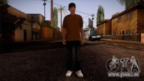Gedimas Omyst Skin HD pour GTA San Andreas