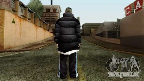 GTA 4 Skin 1 für GTA San Andreas zweiten Screenshot