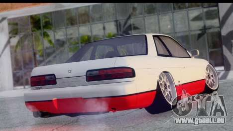 Nissan Silvia S13 Camber Style pour GTA San Andreas laissé vue