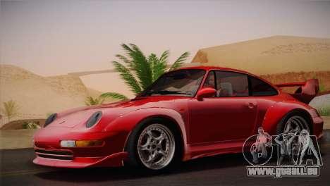 Porsche 911 GT2 (993) 1995 pour GTA San Andreas