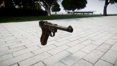 Pistolet Luger P08