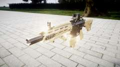 Fusil AR-15 CQB typeeotech