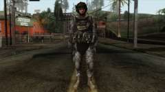 Modern Warfare 2 Skin 7 pour GTA San Andreas