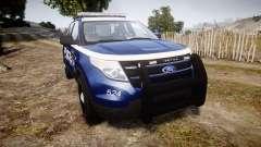 Ford Explorer 2013 LCPD [ELS] v1.0L
