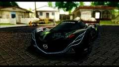Mazda Furai Concept 2008 pour GTA San Andreas