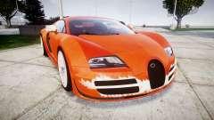 Bugatti Veyron 16.4 SS [EPM] Halloween Special pour GTA 4