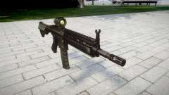 Machine HK416 AR