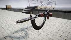 Автомат АК-47-Kollimator. Die Schnauze und die H