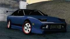 Nissan 180SX EasyStreet für GTA San Andreas