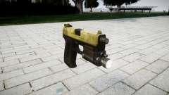 Pistolet HK USP 45 olive