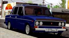 ВАЗ 2106 à la russe
