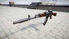 Автомат АК-47-Kollimator und Mündungsbremse Ziel