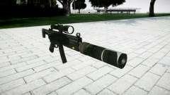 Tactique pistolet mitrailleur MP5