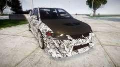 Mitsubishi Lancer Evolution IX Sharpie