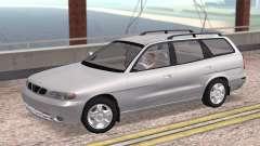 Daewoo Nubira je Wagon CDX NOUS 1999