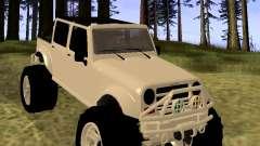 GTA 5 Mesa MerryWeather version für GTA San Andreas