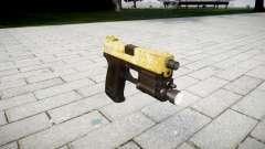 Pistolet HK USP 45 or