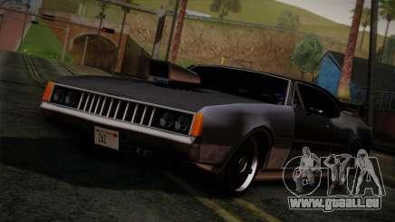 Clover Mejorado pour GTA San Andreas