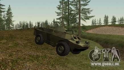 BRDM 2 für GTA San Andreas