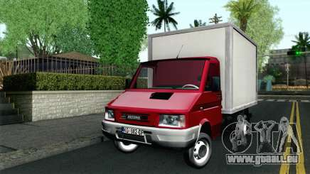 Iveco Daily 35 P pour GTA San Andreas