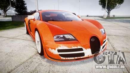 Bugatti Veyron 16.4 SS [EPM] Halloween Special für GTA 4