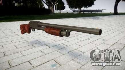 Fusil à pompe Ithaca M37 pour GTA 4