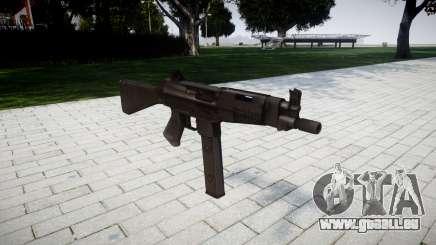 Pistole Taurus MT-40 für GTA 4