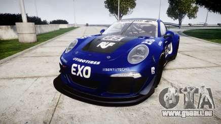 RUF RGT-8 GT3 [RIV] EXO für GTA 4