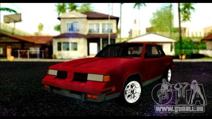 Oldsmobile Cutlass 1987 Beta pour GTA San Andreas