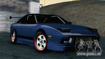 Nissan 180SX EasyStreet pour GTA San Andreas