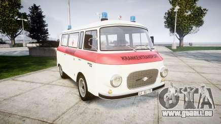 Barkas B1000 1961 Ambulance für GTA 4