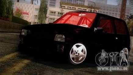 Perodua Kancil L2s v0.2 pour GTA San Andreas