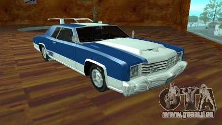 Boucanier Turbo pour GTA San Andreas