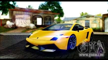 Lamborghini Gallardo LP 570-4 pour GTA San Andreas