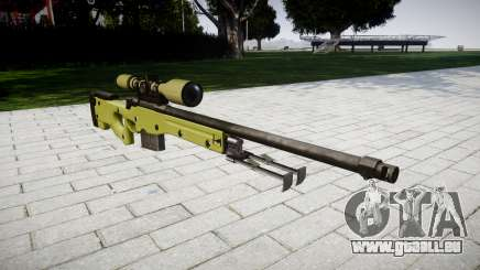 Fusil de Sniper AWP pour GTA 4