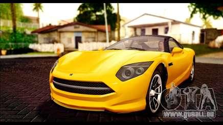 GTA 5 Hijak Khamelion pour GTA San Andreas