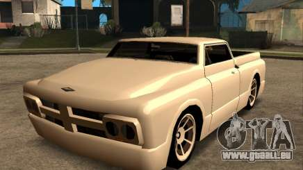 Beta Slamvan für GTA San Andreas