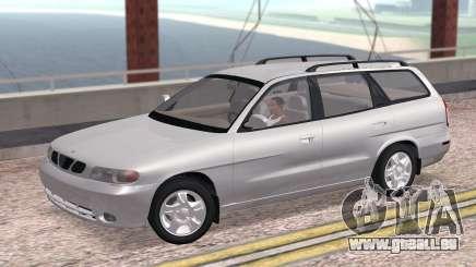 Daewoo Nubira je Wagon CDX NOUS 1999 pour GTA San Andreas