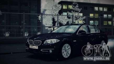 BMW 535i F10 pour GTA San Andreas