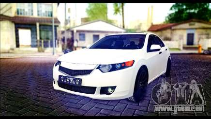 Honda Accord 2009 für GTA San Andreas